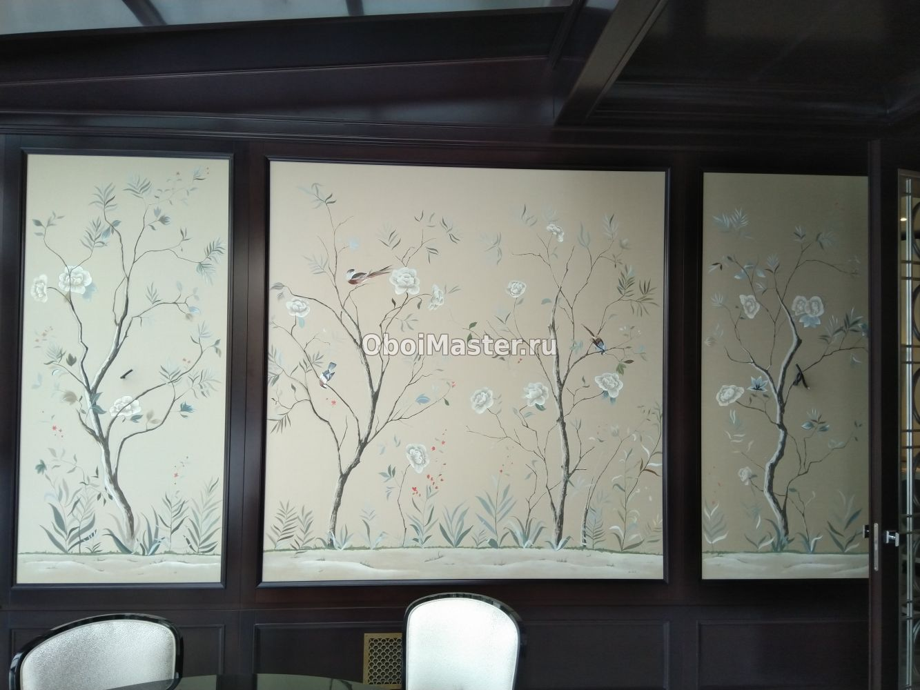 Обои Yana Svetlova Wallcoverings